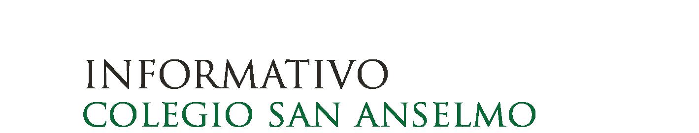 Informativo Colegio San Anselmo